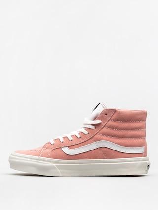 Topánky Vans Sk8 Hi Slim (blossom/true white)