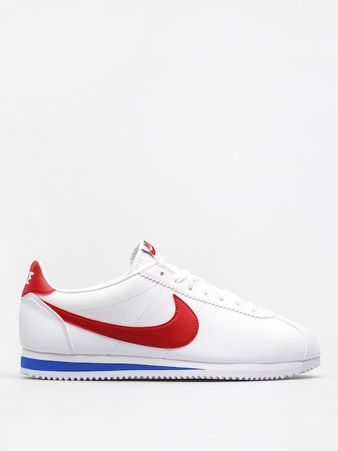 Topánky Nike Classic Cortez Leather (white/varsity red varsity royal)