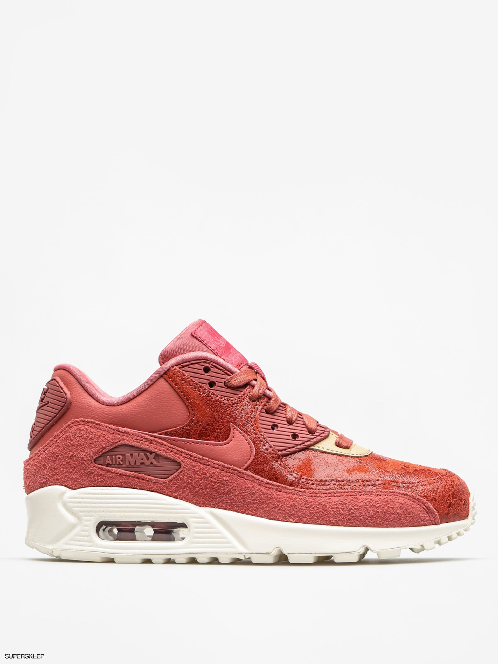Topánky Nike Air Max 90 Wmn (Sd light redwood/light redwood sail)