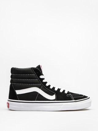Topánky Vans Sk8 Hi (black/black/white)