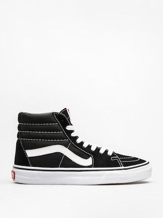 Topu00e1nky Vans Sk8 Hi (black/black/white)