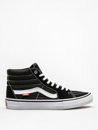 Topu00e1nky Vans Sk8 Hi Pro (black/white)