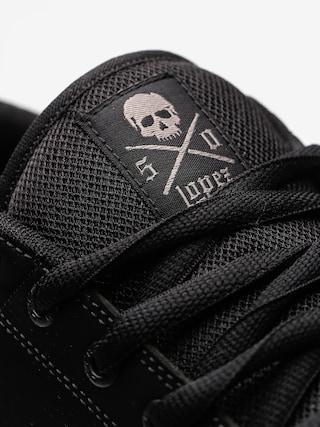Topánky Circa Lopez 50 (black/gum)