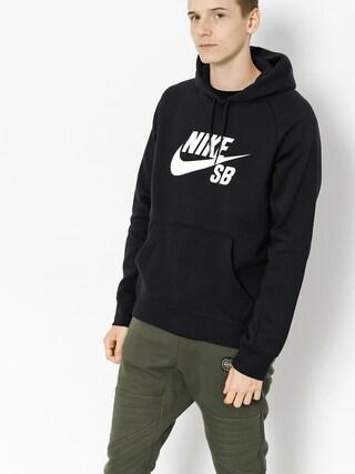 Mikina s kapucňou Nike SB Sb Icon HD (black)