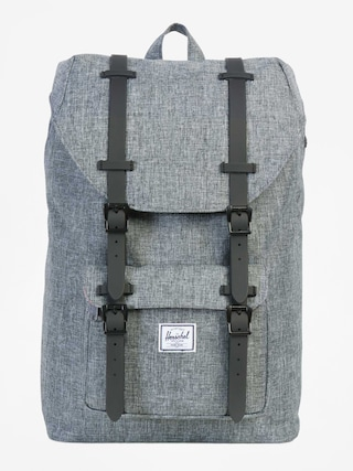 Batoh Herschel Supply Co. Little America (raven crosshatch/black rubber)