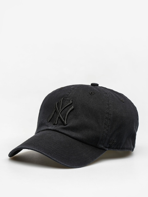 Šiltovka 47 Brand New York Yankees ZD (all black)