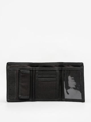 Peňaženka Vans Slipped (black/gunmetal)