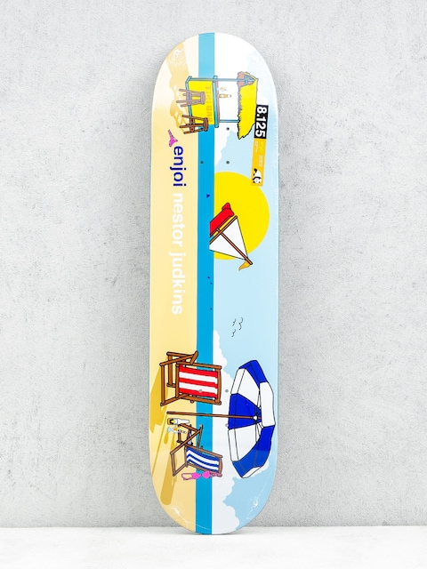 Doska Enjoi Sweet Home Pro R7 Judkins (blue/yellow)