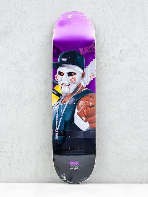 Doska DGK Vaughn G Killers Foil (purple/multi)
