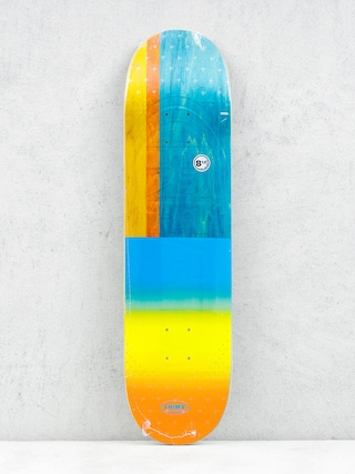 Doska Real Chima Exclusive Embosed (yellow/teal/multi)