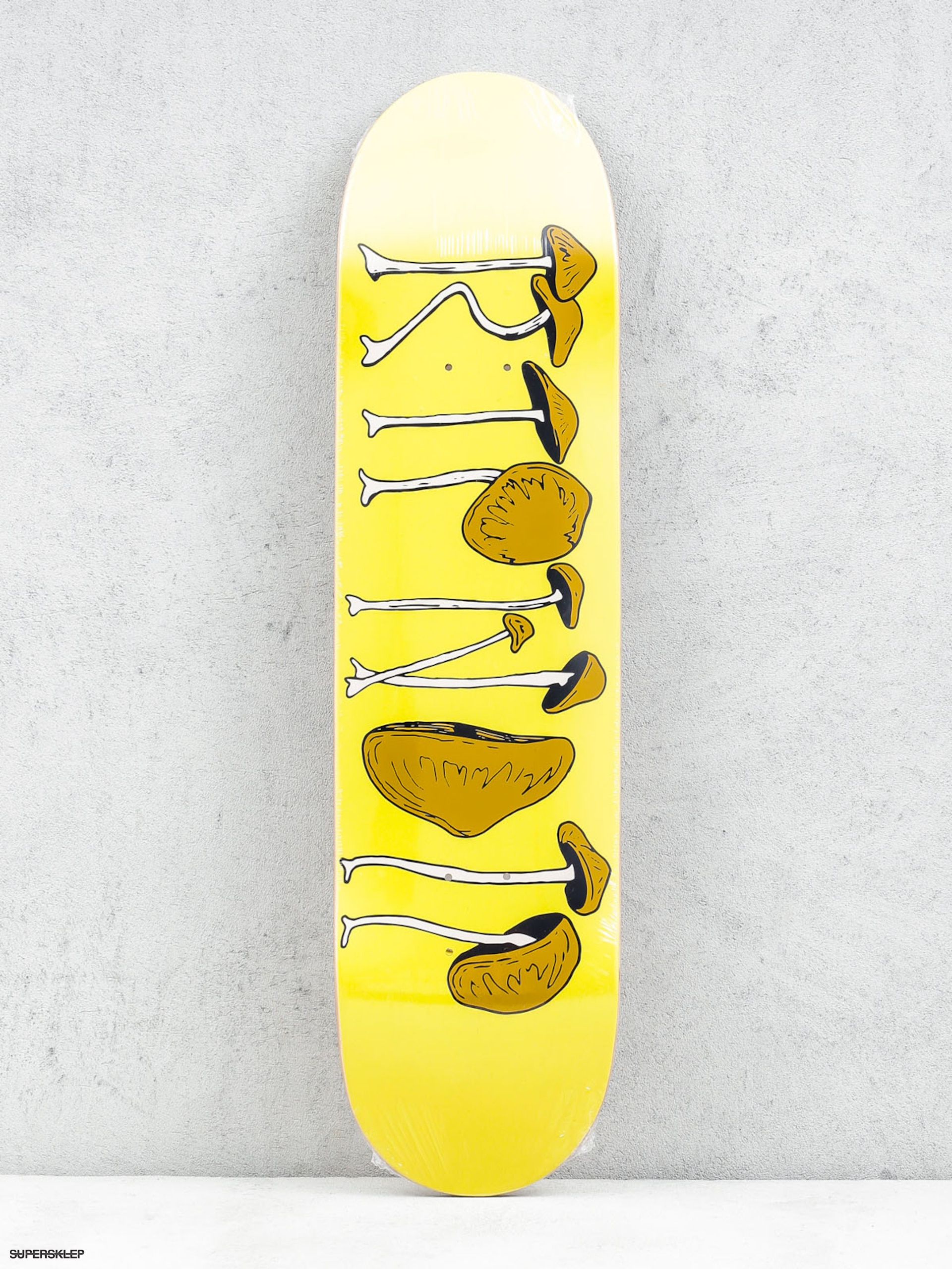 Doska RipNDip Capsntems (yellow)
