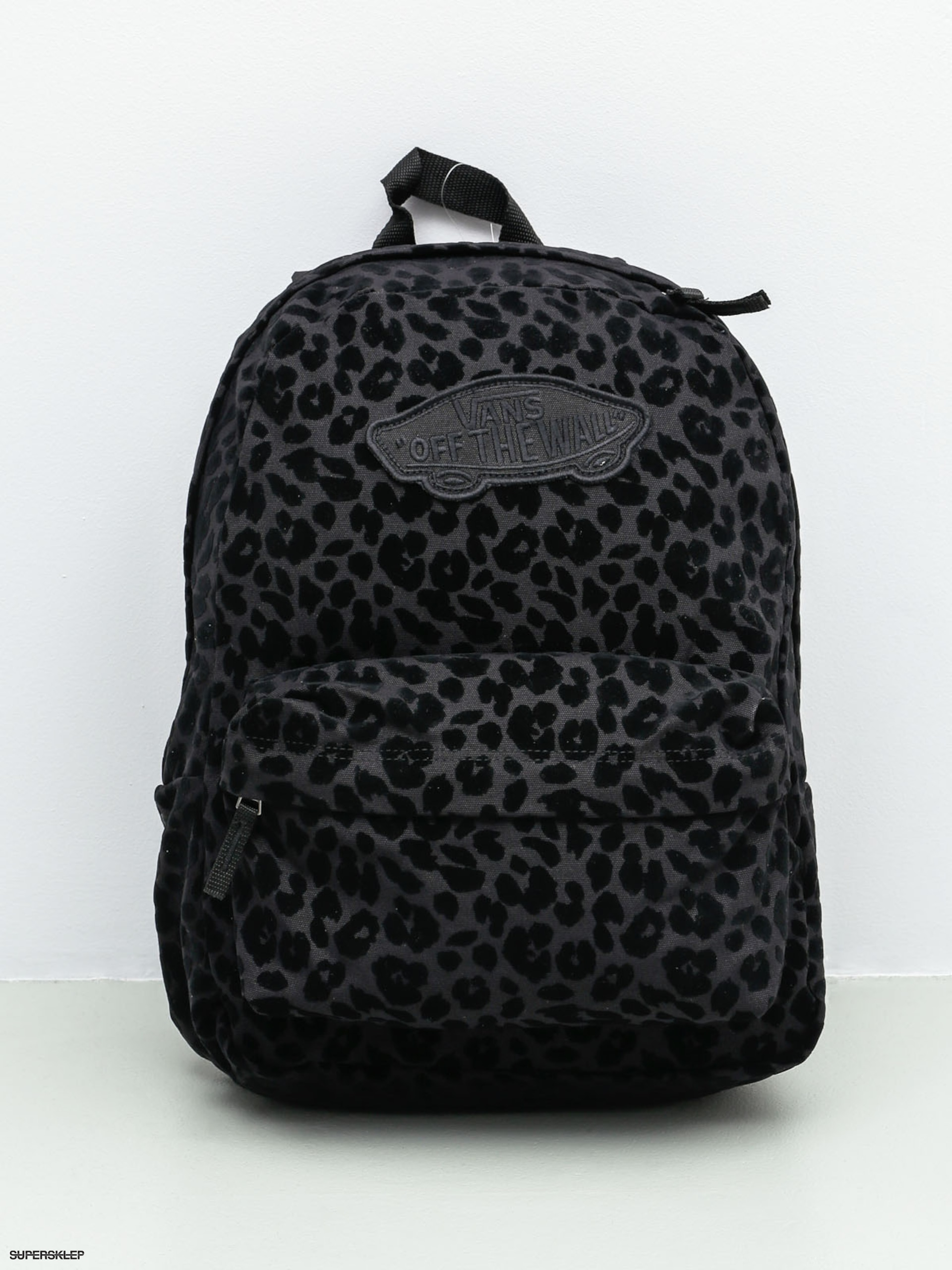 Batoh Vans Realm Backpack Wmn (black/leopar)