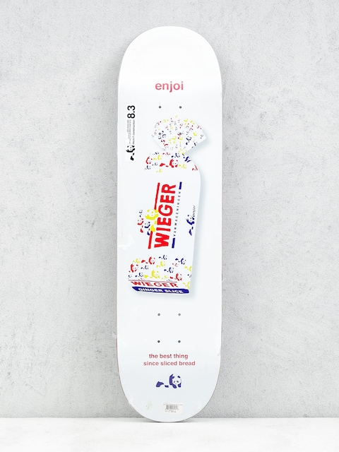 Doska Enjoi Bread R7 Wieger (white)