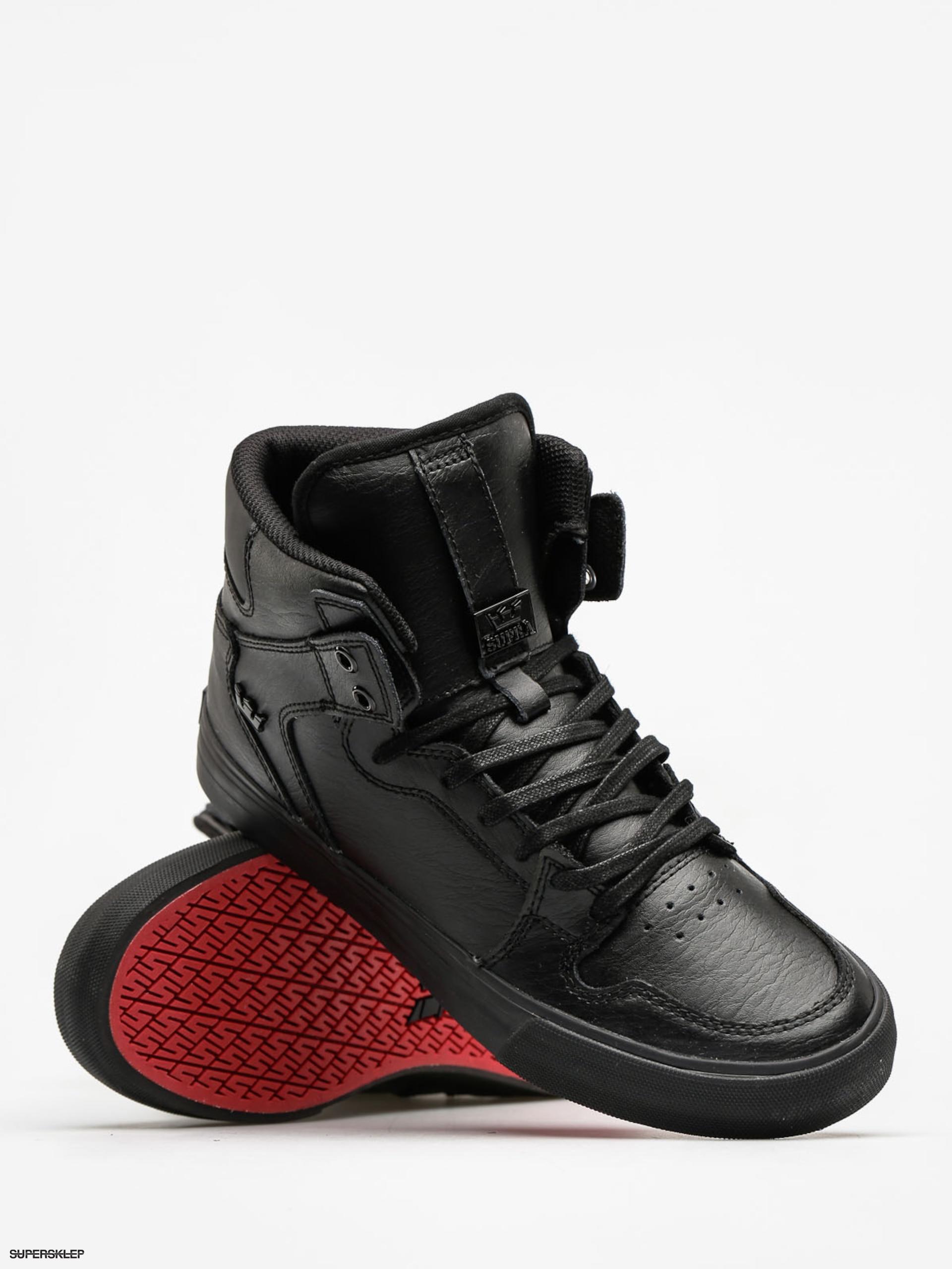 Topánky Supra Vaider (black black red)  br    83bfd2fc37c