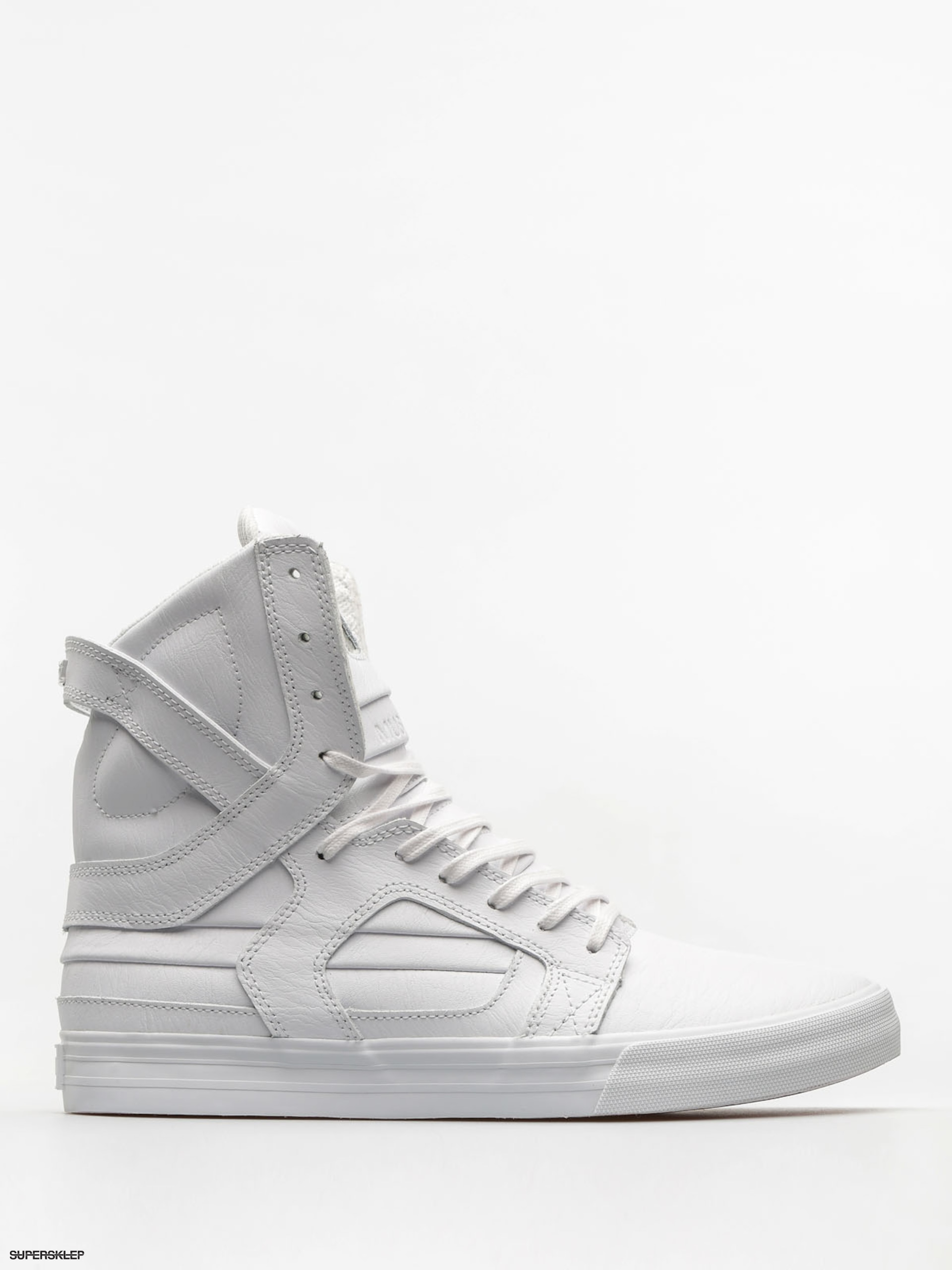 Topánky Supra Skytop II (white white red)  br    34fd4f90595