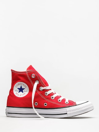 Tenisky Converse Chuck Taylor All Star Hi (red)
