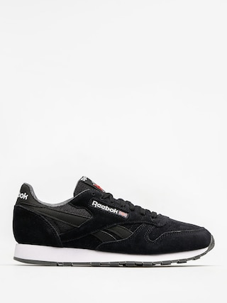 Topánky Reebok Cl Leather Nm (black/white)