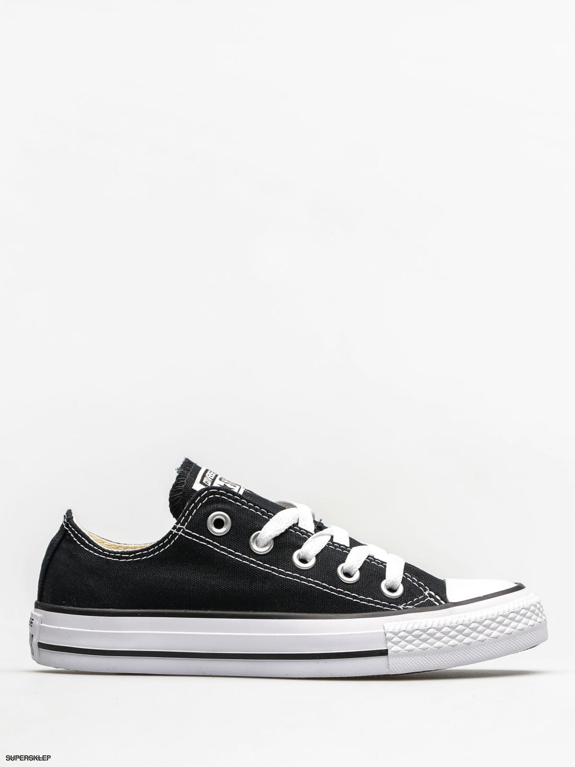 Tenisky Converse Chuck Taylor All Star OX (black) 8c5a3cbb014