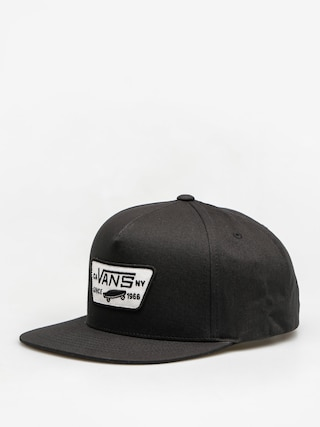 Šiltovka Vans Full Patch Snapback ZD (true blackl)