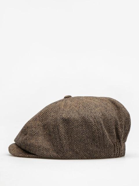 Klobúk so šiltom Brixton Lil Brood ZD (brown/khaki)
