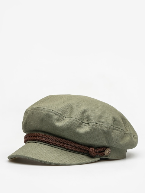 Šiltovka Brixton Fiddler ZD (light olive/brown)