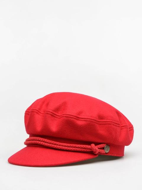 Kapitánka Brixton Ashland ZD Wmn (red)
