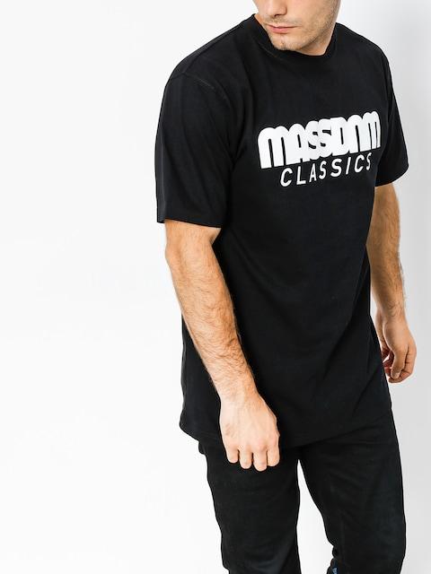 Tričko MassDnm Classicss (black)