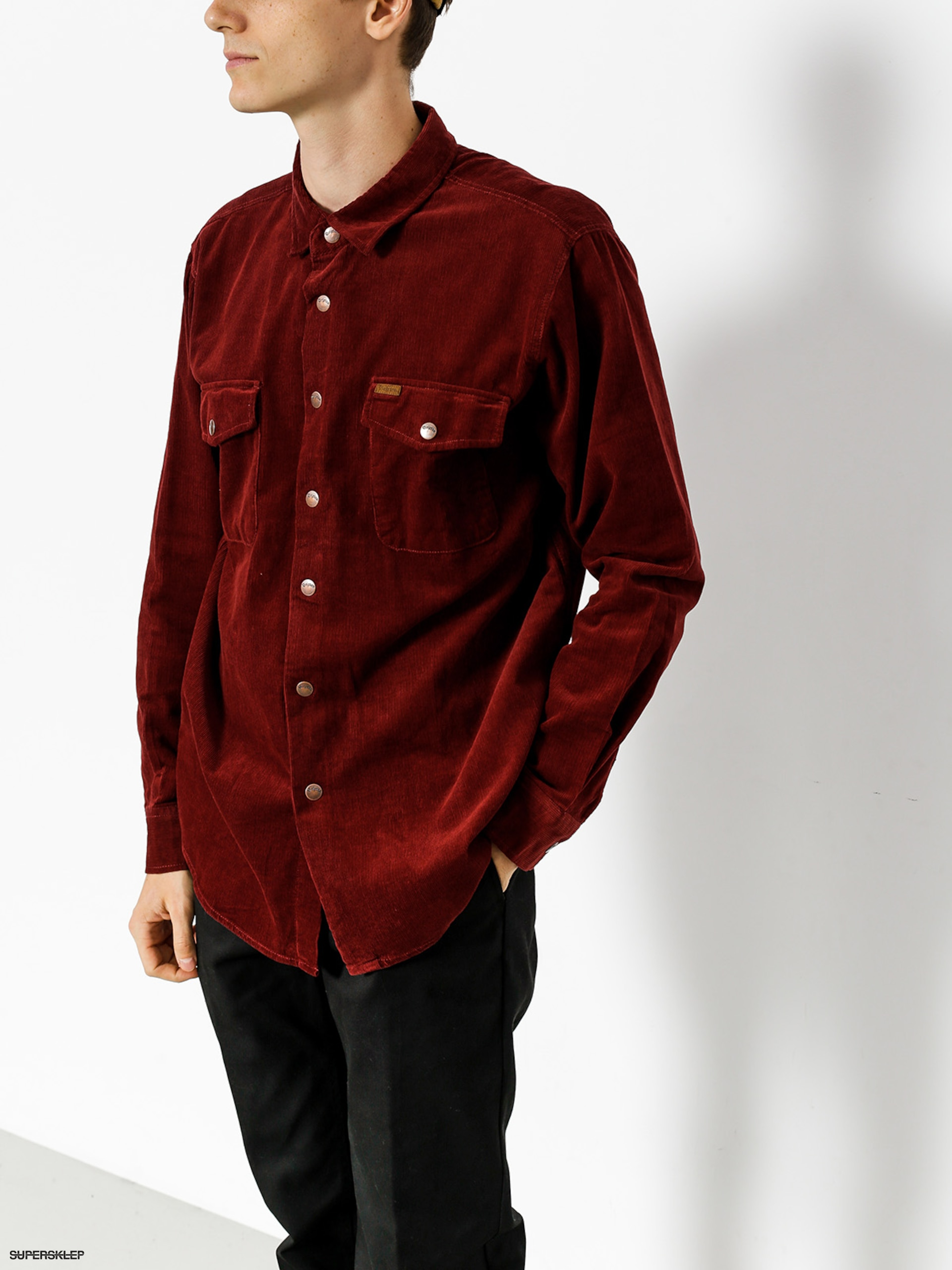 Bunda Brixton Nevada Shirt
