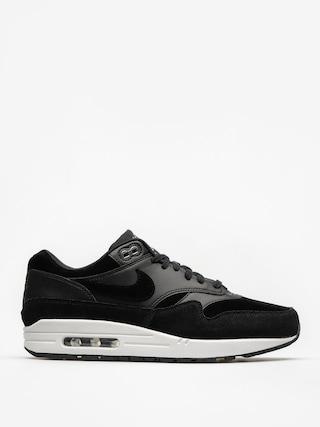 Topánky Nike Air Max 1 (Premium black/chrome off white)
