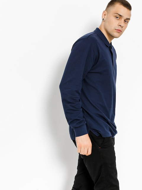 Polo tričko Brixton Shoreditch (navy)