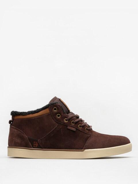 Zimné topánky Etnies Jefferson Mid (brown/brown)