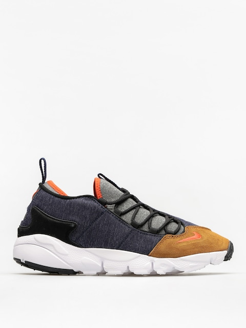 Topánky Nike Air Footscape Nm (obsidian/team orange anthracite)