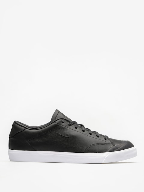 Topánky Nike All Court 2 Low Leather (black/black white)