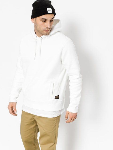 Mikina s kapucňou Levi's Pullover HD (bright white)