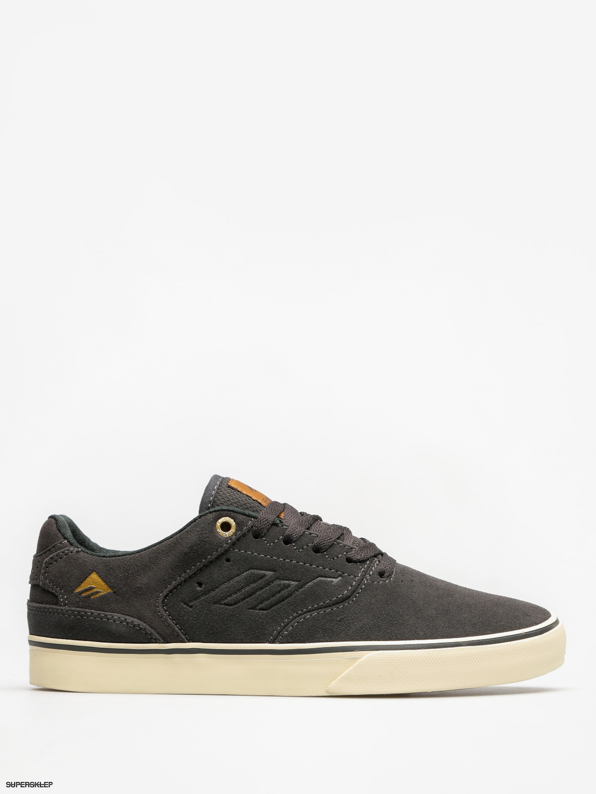 Topánky Emerica The Reynolds Low Vulc (dark grey)