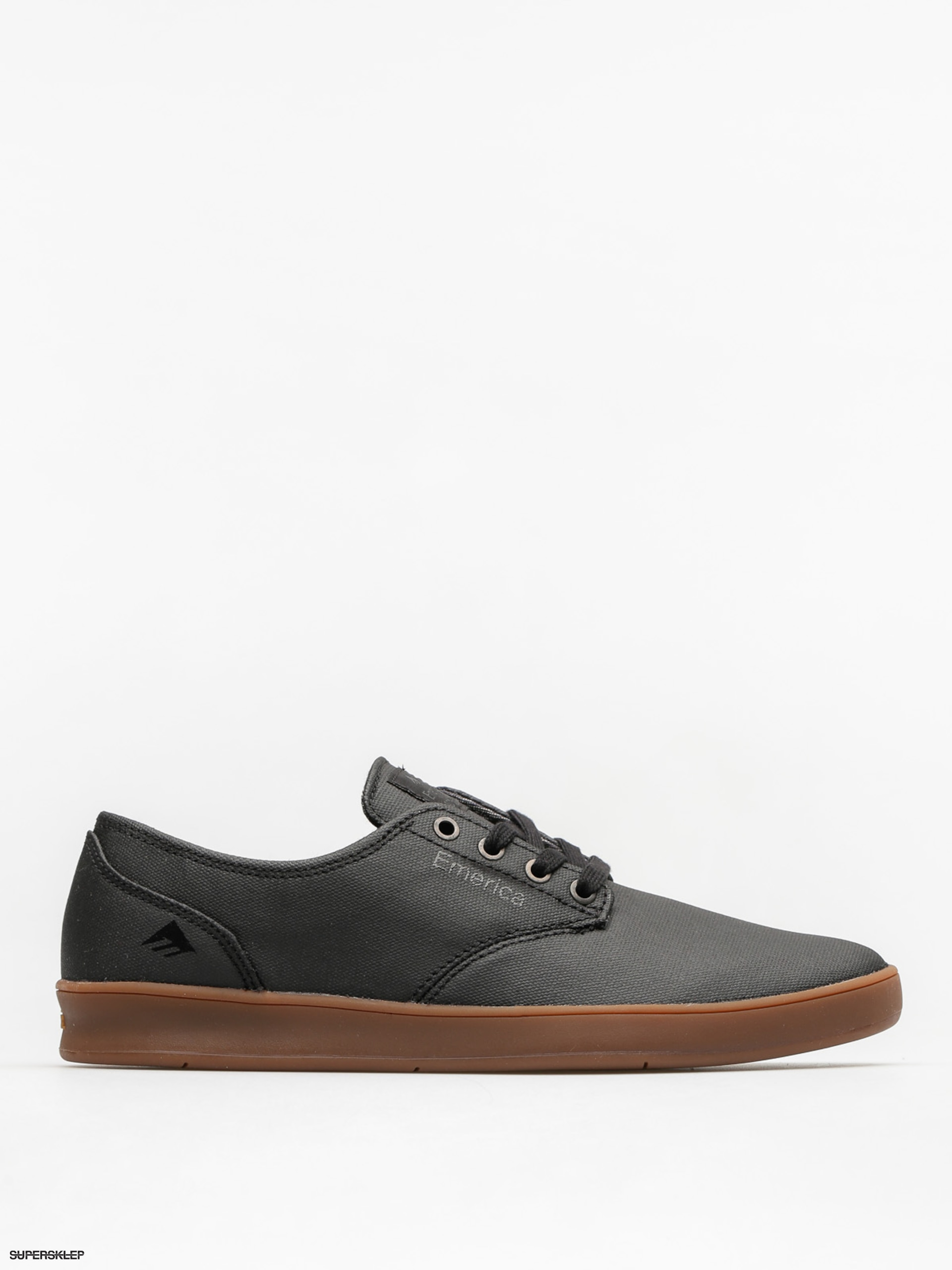 Topánky Emerica The Romero Laced (black/gum/dark grey)