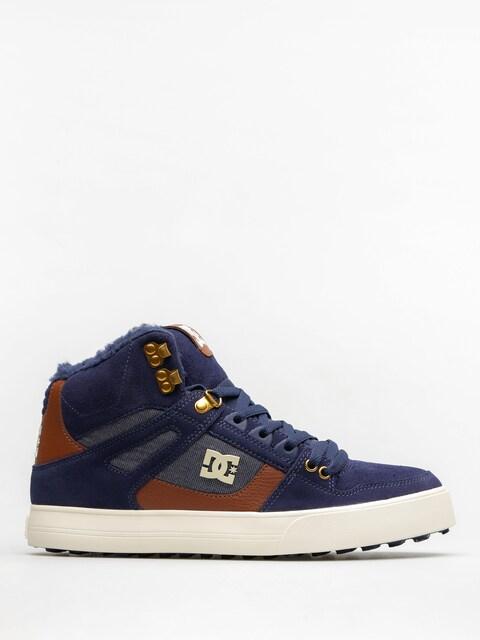 Zimné topánky DC Spartan High Wc Wnt (navy)