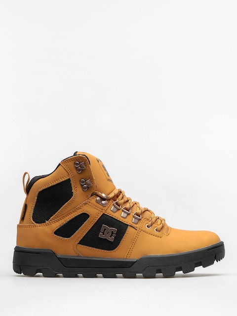 Zimné topánky DC Spartan High Wr Boot (wheat/dk chocolate)