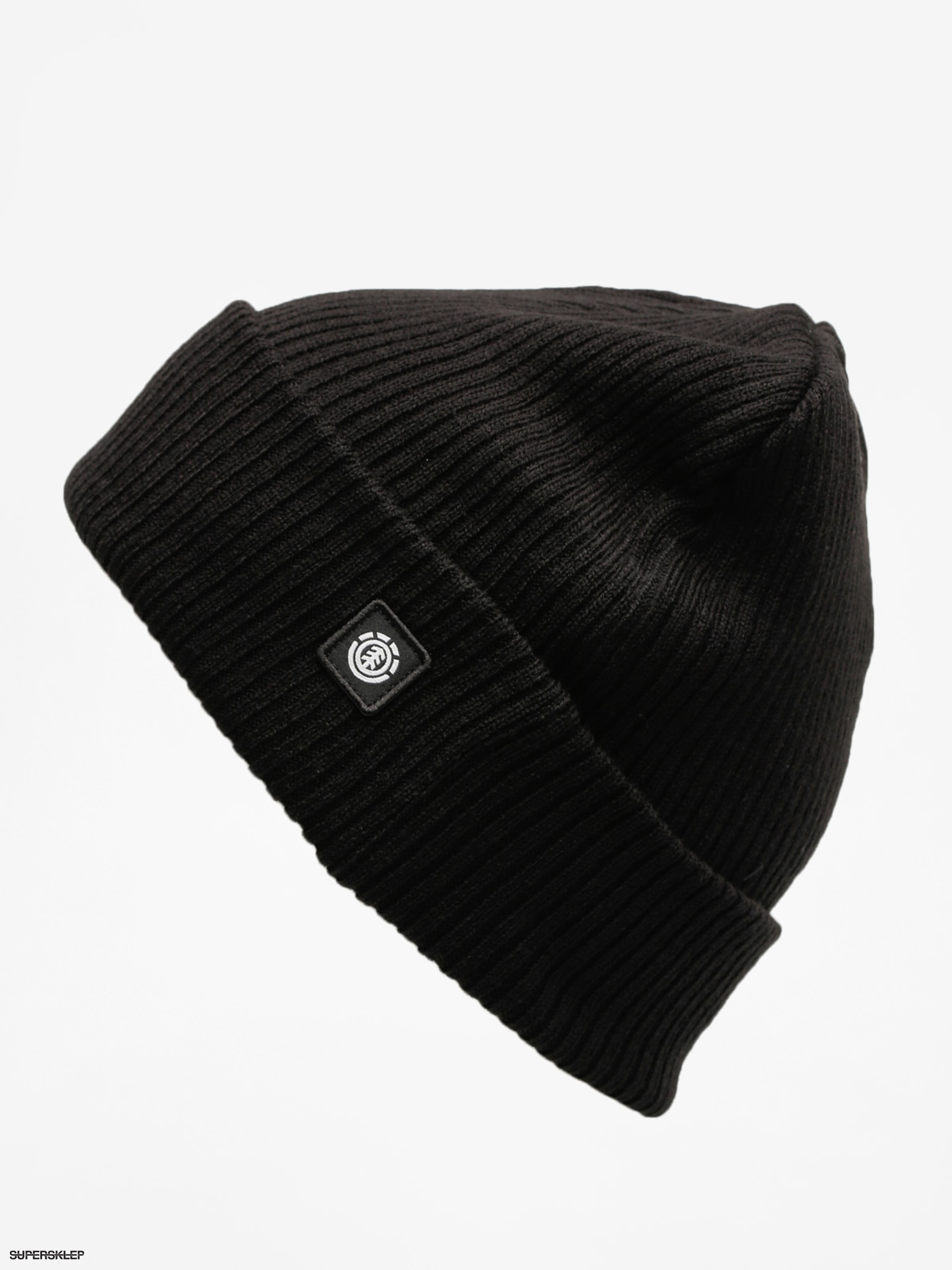 Čiapka Element Flow II Beanie (all black)