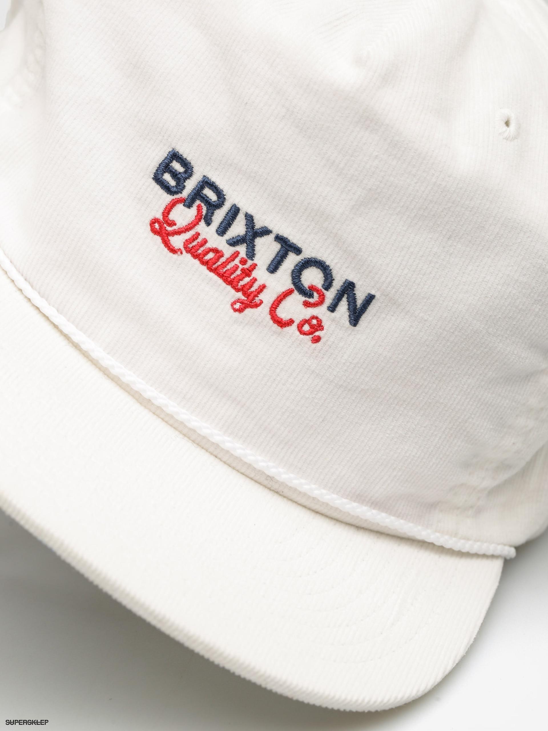 ee01f66c9420a Šiltovka Brixton Medford Hp ZD (off white)