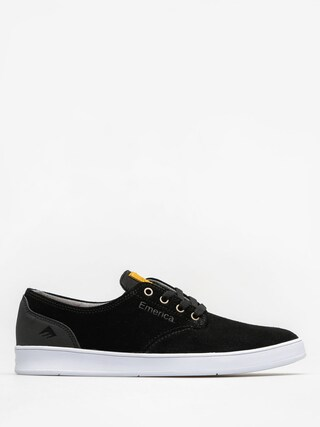 Topu00e1nky Emerica The Romero Laced (black/black/white)
