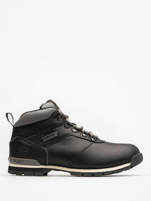 Boty Timberland Euro Hiker FTB (black smooth)