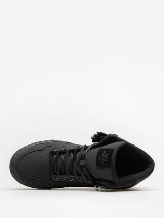 Supra Topánky Vaider Cw (black/black dark gum)