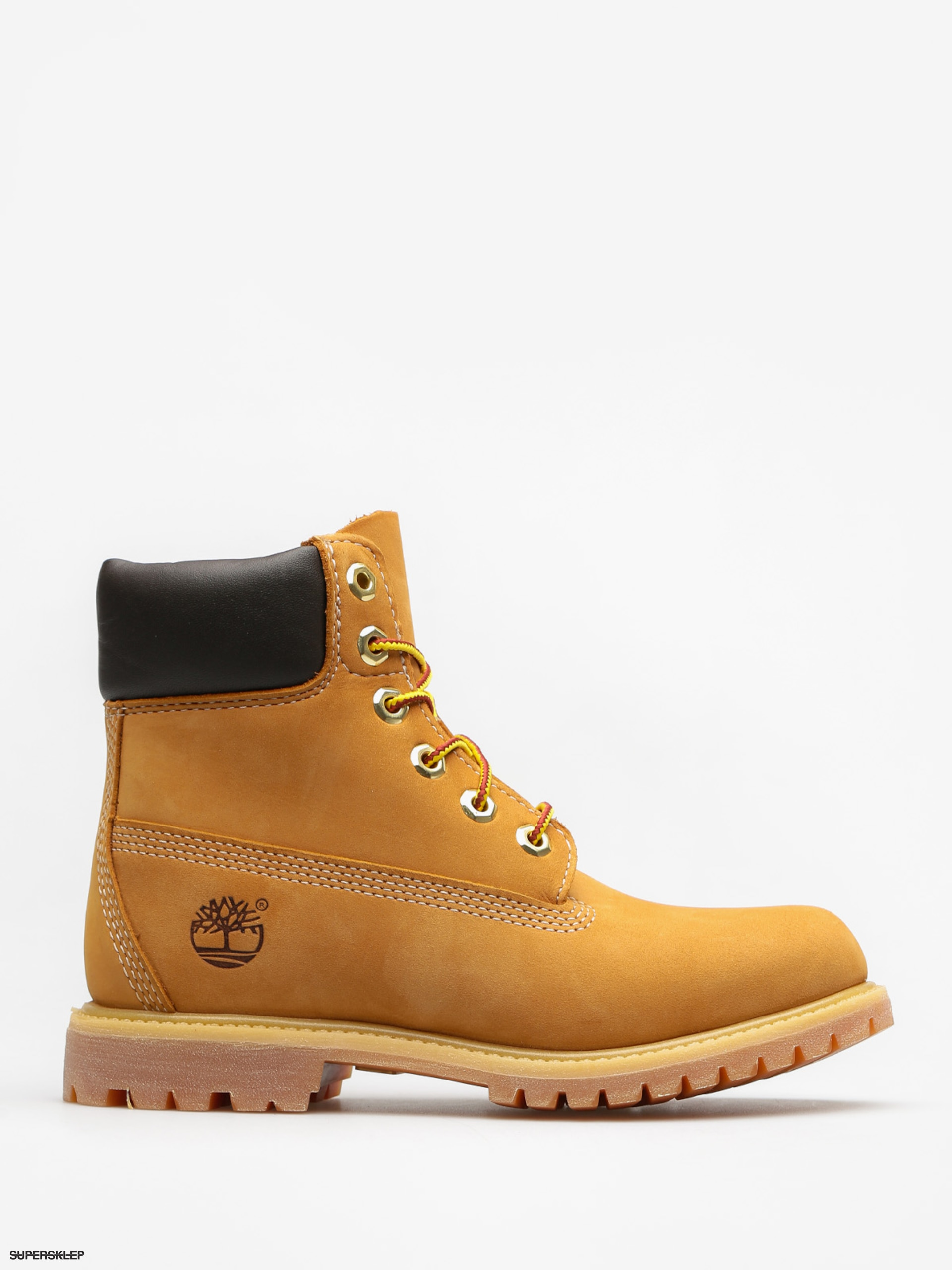 Zimné topánky Timberland 6 In Premium Wmn (wheat nb yell) 91c9238ff32