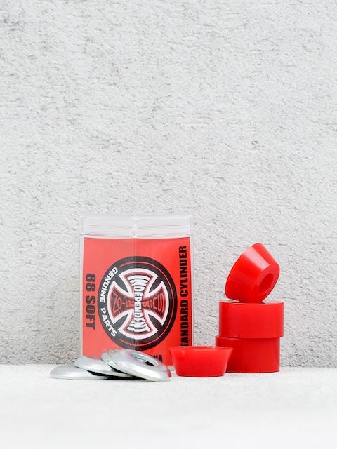 Gumičky Independent Standard Cylinder 88 Soft (red)
