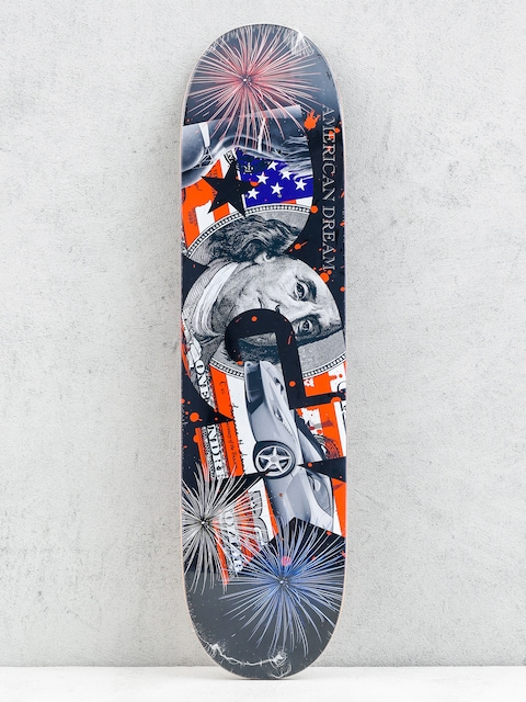 Doska DGK American Dream (black/multicolor)
