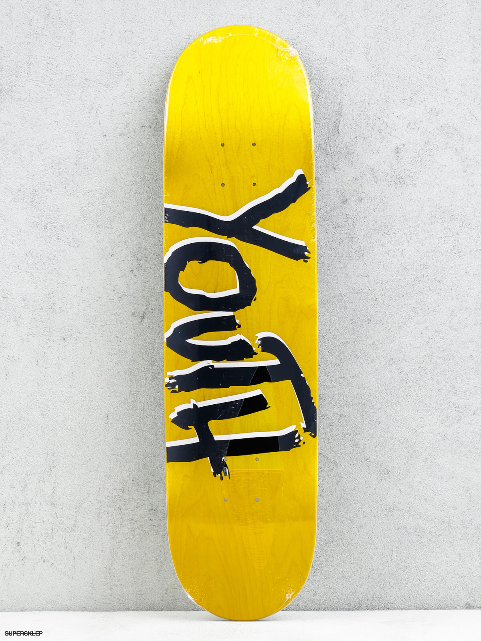 Doska Youth Skateboards Og Logo (yellow/black)