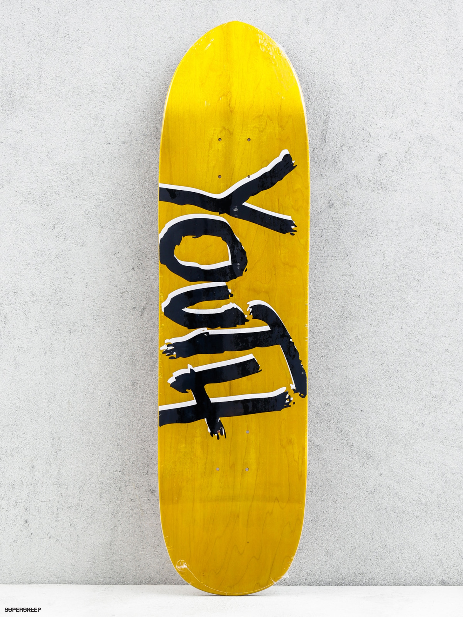 Doska Youth Skateboards Og Logo Poolshape (yellow/black)