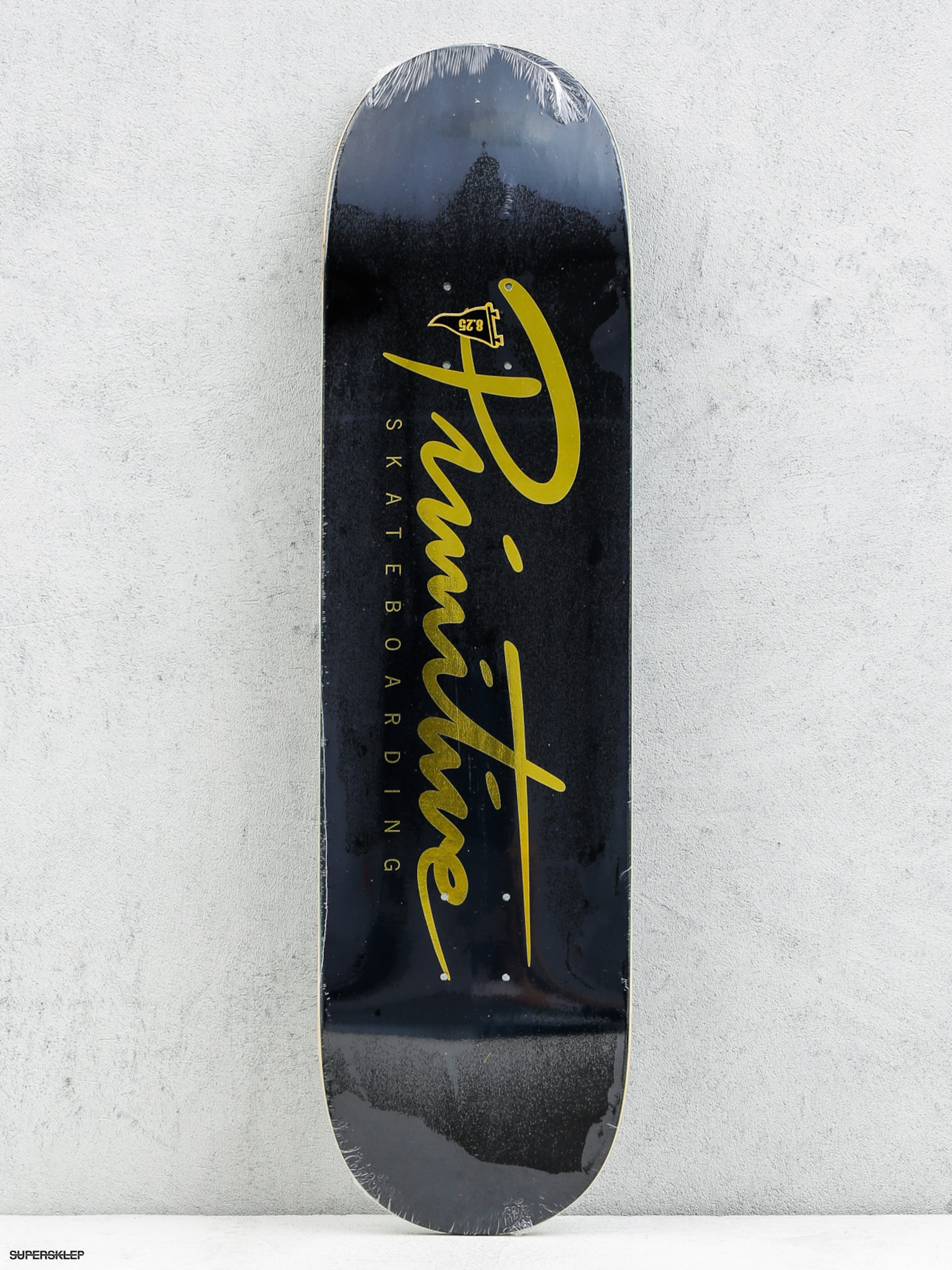 Doska Primitive Nuevo (black/gold team)