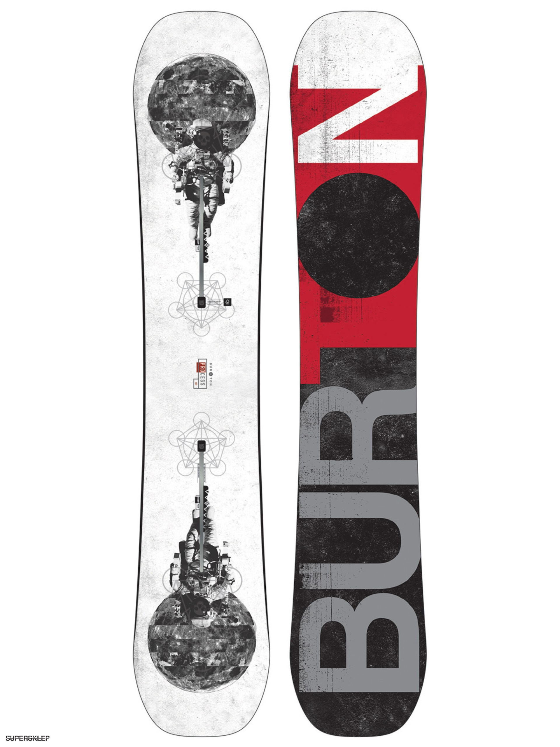 Snowboard Burton Process Off Axis